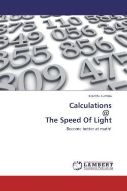 Calculations           @      The Speed Of Light