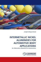INTERMETALLIC NICKEL ALUMINIDES FOR AUTOMOTIVE BODY APPLICATIONS - Joseph Sahaya Anand