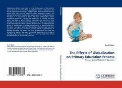 The Effects of Globalization on Primary Education Process - Balkar, Betül