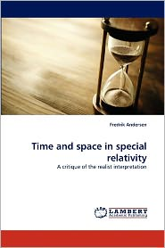 Time And Space In Special Relativity - Fredrik Andersen