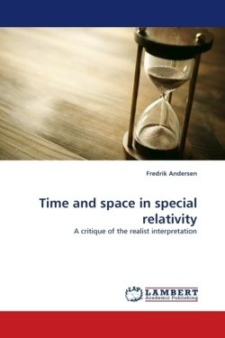 Time and space in special relativity