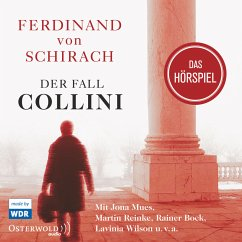 Der Fall Collini (Hörspiel) (MP3-Download) - von Schirach, Ferdinand