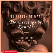Elisabeth de Waal: Donnerstags bei Kanakis