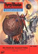 William Voltz: Perry Rhodan 433: Die Stadt der tausend Fallen (Heftroman)