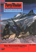 H.G. Ewers: Perry Rhodan 445: Das Kommandogehirn (Heftroman)