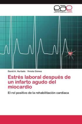 Estrés laboral después de un infarto agudo del miocardio - El rol positivo de la rehabilitación cardíaca