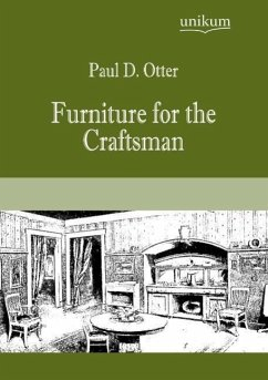 Furniture for the Craftsman - Otter, Paul D.