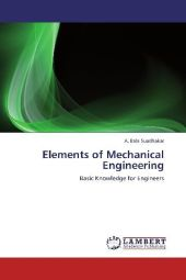 Elements of Mechanical Engineering - A. Bala Suadhakar