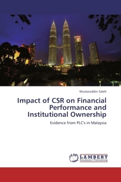 Impact of CSR on Financial Performance and Institutional Ownership