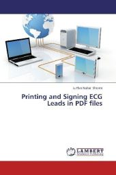 Printing and Signing ECG Leads in PDF files - Lutfun Nahar Shorna