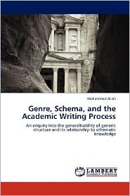 Genre, Schema, And The Academic Writing Process