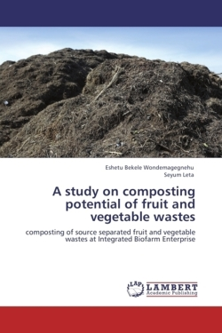 A study on composting potential of  fruit and vegetable wastes