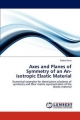 Axes and Planes of Symmetry of an An-isotropic Elastic Material
