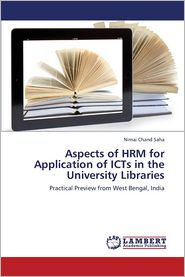 Aspects of Hrm for Application of Icts in the University Libraries
