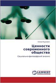 Tsennosti Sovremennogo Obshchestva - Rudkevich Elena