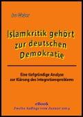 Islamkritik gehört zur deutschen Demokratie - Ino Weber