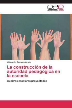 La construcción de la autoridad pedagógica en la escuela - Cuadros escolares proyectados - Abrate, Liliana del Carmen