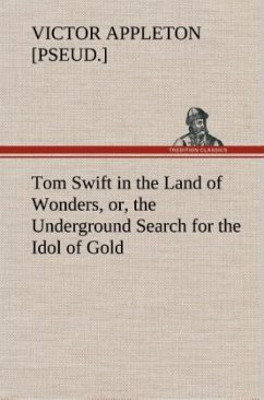 Tom Swift in the Land of Wonders, or, the Underground Search for the Idol of Gold - Appleton, Victor [pseud.]