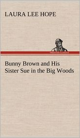 Bunny Brown and His Sister Sue in the Big Woods - Laura Lee Hope