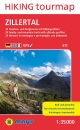 Zillertal Hiking tourmap