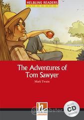The adventures of Tom Sawyer. Con CD Audio - Twain Mark