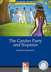 The Garden Party /and/ Sixpence, Class Set - Katherine Mansfield