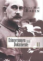 Erinnerungen Und Dokumente 2 (German Edition)