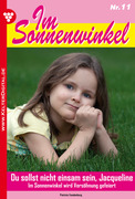 Patricia Vandenberg: Im Sonnenwinkel 11 - Familienroman