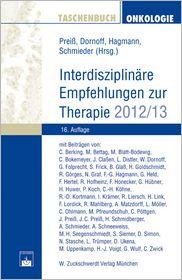 Taschenbuch Onkologie: Interdisziplinäre Empfehlungen zur Therapie 2012/2013