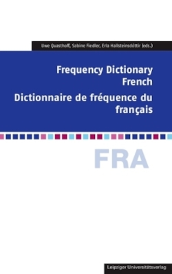 Frequency Dictionary French, m. 1 CD-ROM