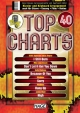 Top Charts. Songbook mit professioneller Playback-CD: Top Charts 40: HEFT 40