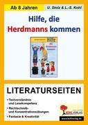 Stolz, Ulrike;Kohl, Lynn-Sven;Robinson, Barbara: Hilfe die Herdmanns kommen Literaturseiten