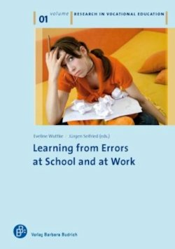 Learning from Errors at School and at Work (Research in Vocational Education)
