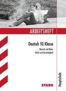 Kammer, Marion von der: Arbeitsheft Deutsch 10. Klasse Hauptschule