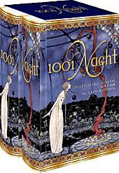 1001 Nacht - Tausendundeine Nacht: 2 Bände im Schuber - vollständige Ausgabe mit über 700 Illustrationen