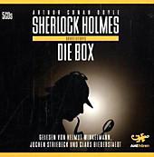 Die Sherlock Holmes Box, 5 Audio-CDs