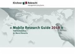 Mobile Research Guide 2010 - Buschow, Sabrina Olavarria, Marco