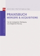 Praxisbuch Mergers   Acquisitions