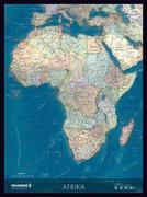 Columbus Kontinentkarte AFRIKA 1 : 10.000.000