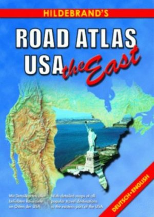 Hildebrand's Road Atlas USA, The East (USA & Canada - road atlases) - Collectif (Autor)