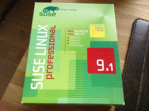SUSE LINUX Professional 9.1 [CD-ROM] [CD-ROM]