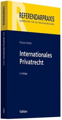 Internationales Privatrecht - Kienle, Florian