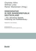 Demographie in der Bundesrepublik Deutschland