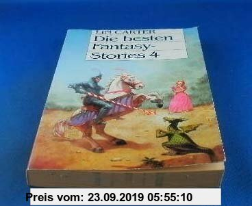 Gebr. - Die besten Fantasy- Stories IV. Science Fiction.