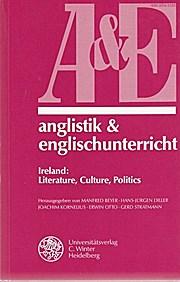 Anglistik & Englischunterricht, Bd.52, Ireland, Literature, Culture, Politics - Rüdiger Imhof