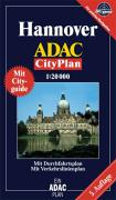 ADAC Cityplan Hannover 1 : 15 000