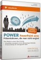 Power PowerPoint 2010 - Video-Training - Samuel Woitinski;  video2brain