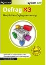System Go! - Disk Defrag X3. Für Windows XP (32-Bit)/Vista/Windows 7/Windows 8 (jeweils 32- & 64-Bit)