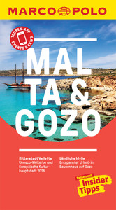 MARCO POLO Reiseführer Malta - inklusive Insider-Tipps, Touren-App, Update-Service und NEU: Kartendownloads - Klaus Bötig