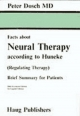 Facts about Neural Therapy according to Huneke - Wilhelma Dosch